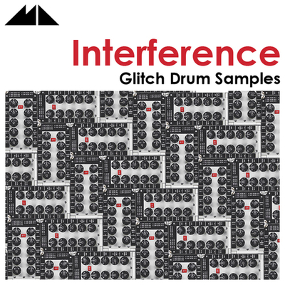 Interference - Glitch Drum Samples