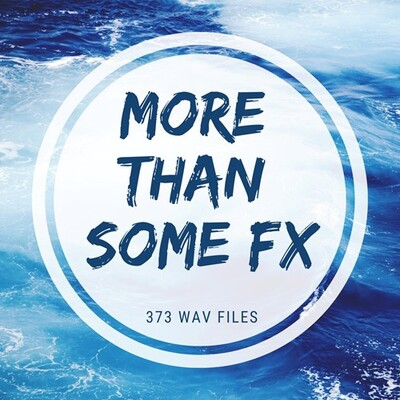 More Than Some FX