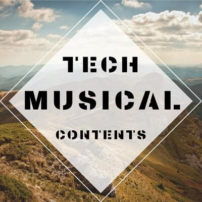 Tech Musical Contents