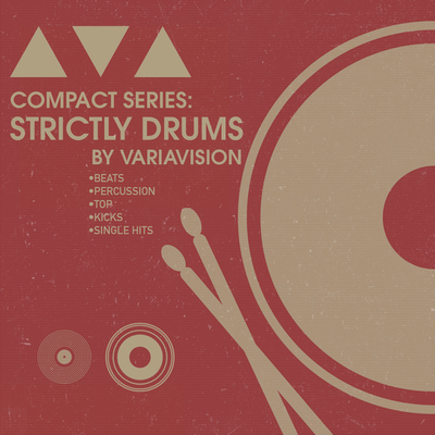 Compact Series: Strictly Drums by Variavision