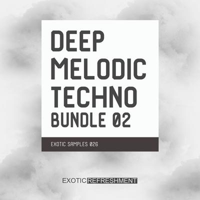 Deep Melodic Techno Bundle 02