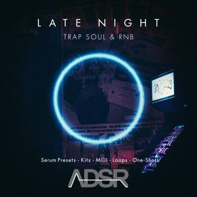 Late Night Trap Soul & R&B