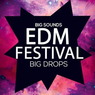 EDM Festival Big Drops