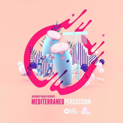 Mediterraneo Percussion by Basement Freaks