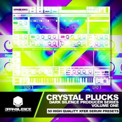 Crystal Plucks Vol.1 for Xfer Serum