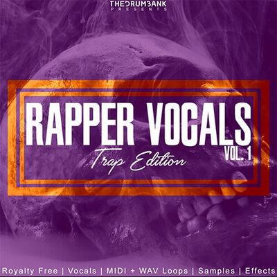 Rapper Vocals Vol. 1 (Trap Music)