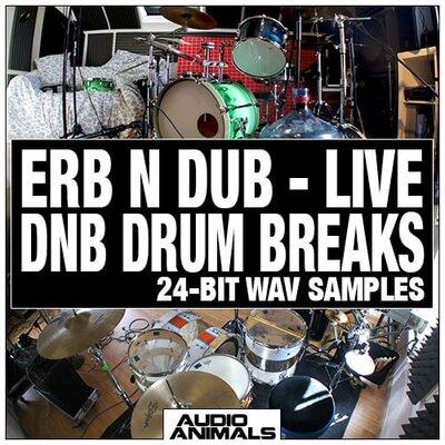 Erb N Dub - Live DNB Drum Breaks