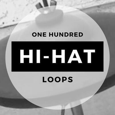 One Hundred Hi-Hat Loops