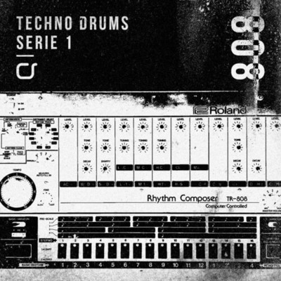 Techno Drums Serie 1 808
