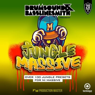 Drumsound & Bassline Smith present Jungle Massive