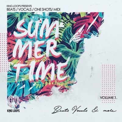 Summertime: Beats & Vocals Vol.1