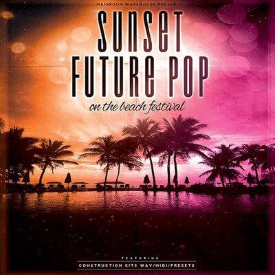 Sunset Future Pop