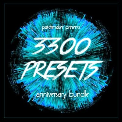 3300 Presets - Anniversary BUNDLE