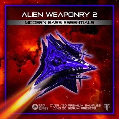 Alien Weaponry 2 - Modern Bass Essentials
