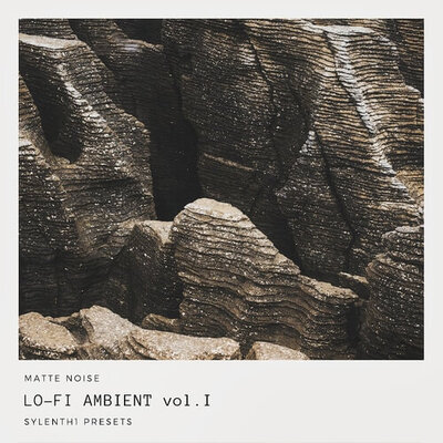 Lo-Fi Ambient Vol.1 for Sylenth1