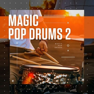 Magic Pop Drums 2