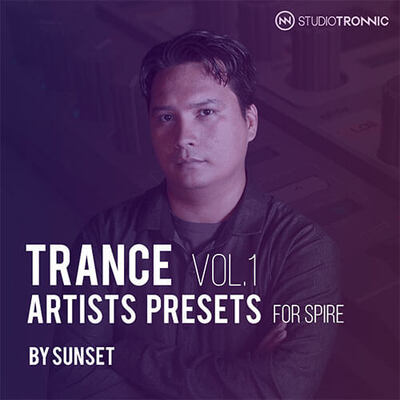 Trance Artists Presets for Spire by Sunset Vol.01