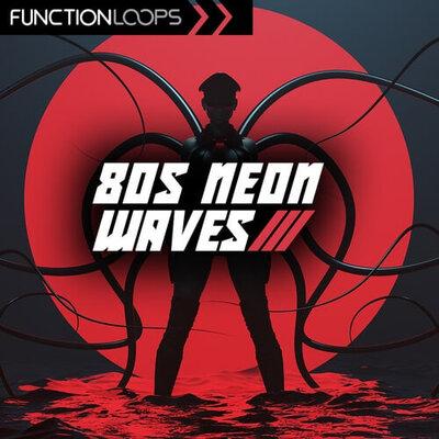 80s Neon Waves