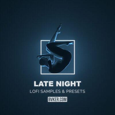 BVKER - Late Night Lofi