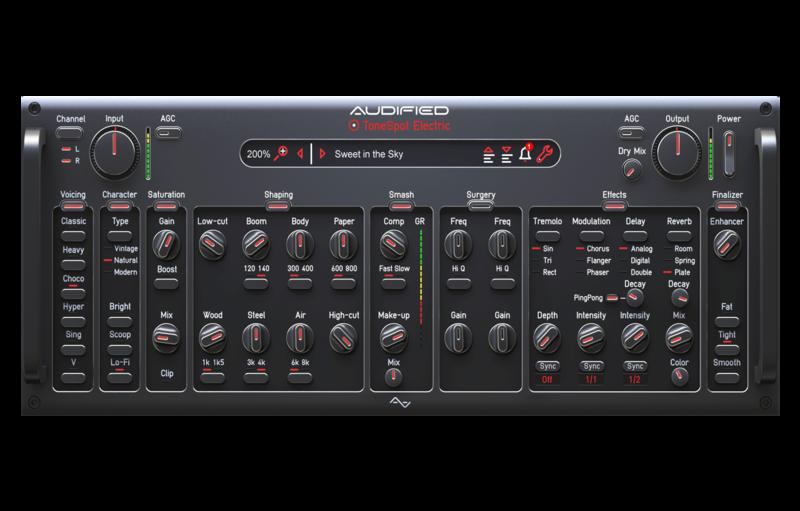 Tonespot Electric Pro