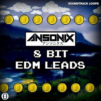 Ansonix 8bit EDM Leads