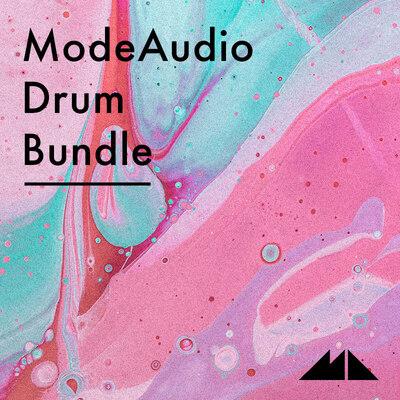 Mode Audio Drum Bundle: 1,800+ Drum Samples for $50!
