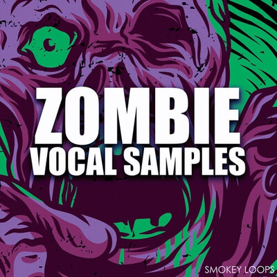 Zombie Vocal Samples