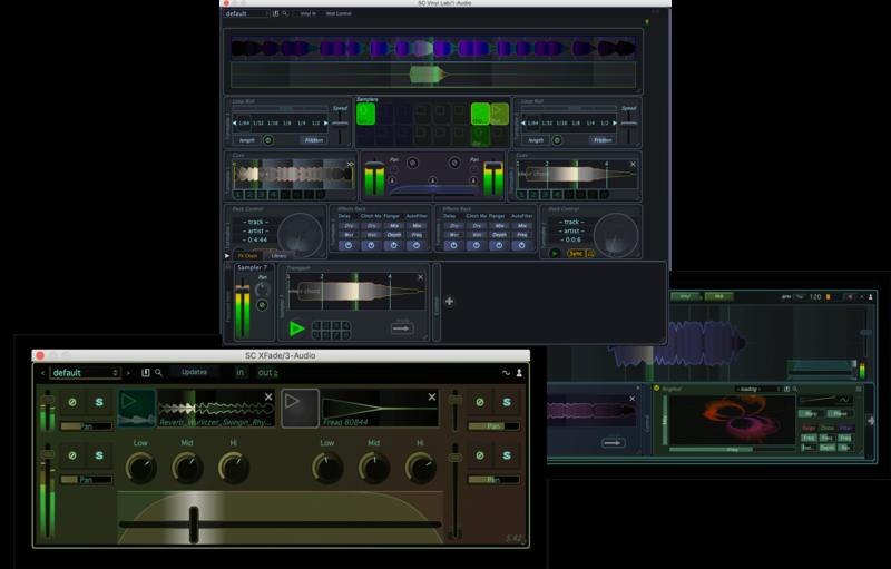 Stagecraft DJ Tools Bundle