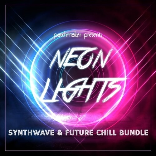 Neon Lights - Synthwave & Future Chill BUNDLE
