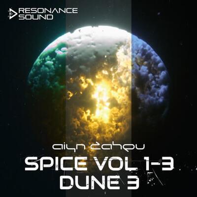Aiyn Zahev Sounds – DUNE 3 SPICE Bundle