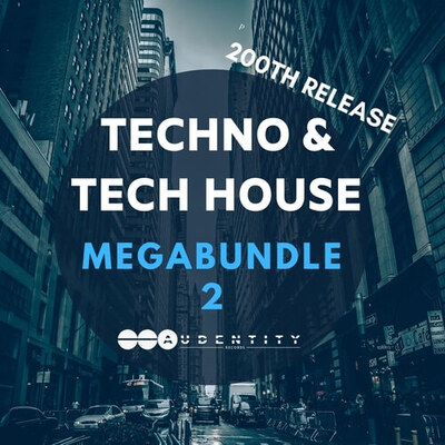 Techno & Tech House Megabundle 2