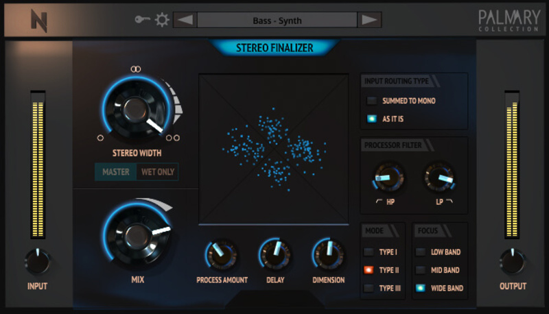 Stereo Finalizer