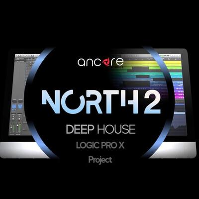 NORTH 2 Deep House Logic Template