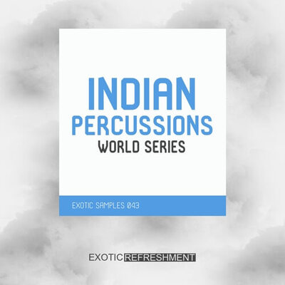 Indian Percussions - World Series