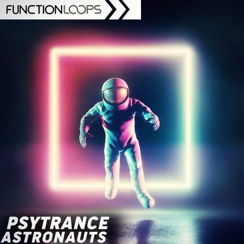 Psytrance Astronauts