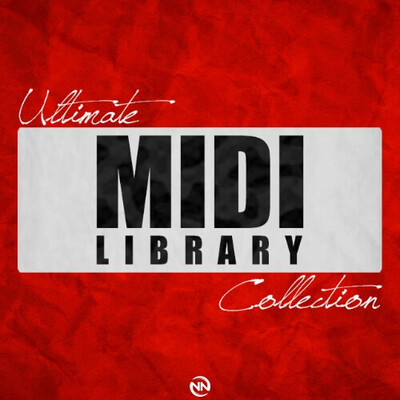 Ultimate MIDI Library Collection + BONUS PACKS