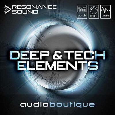 Audio Boutique – Deep & Tech Elements
