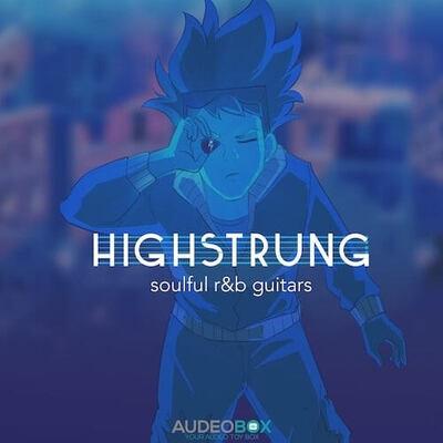 Highstrung: Soulful R&B Guitars