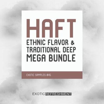 HAFT Ethnic Flavor & The Traditional Deep Bundle
