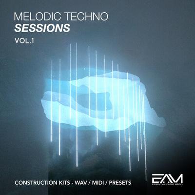 Melodic Techno Sessions Vol 1