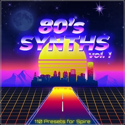 80s Synths Volume 1