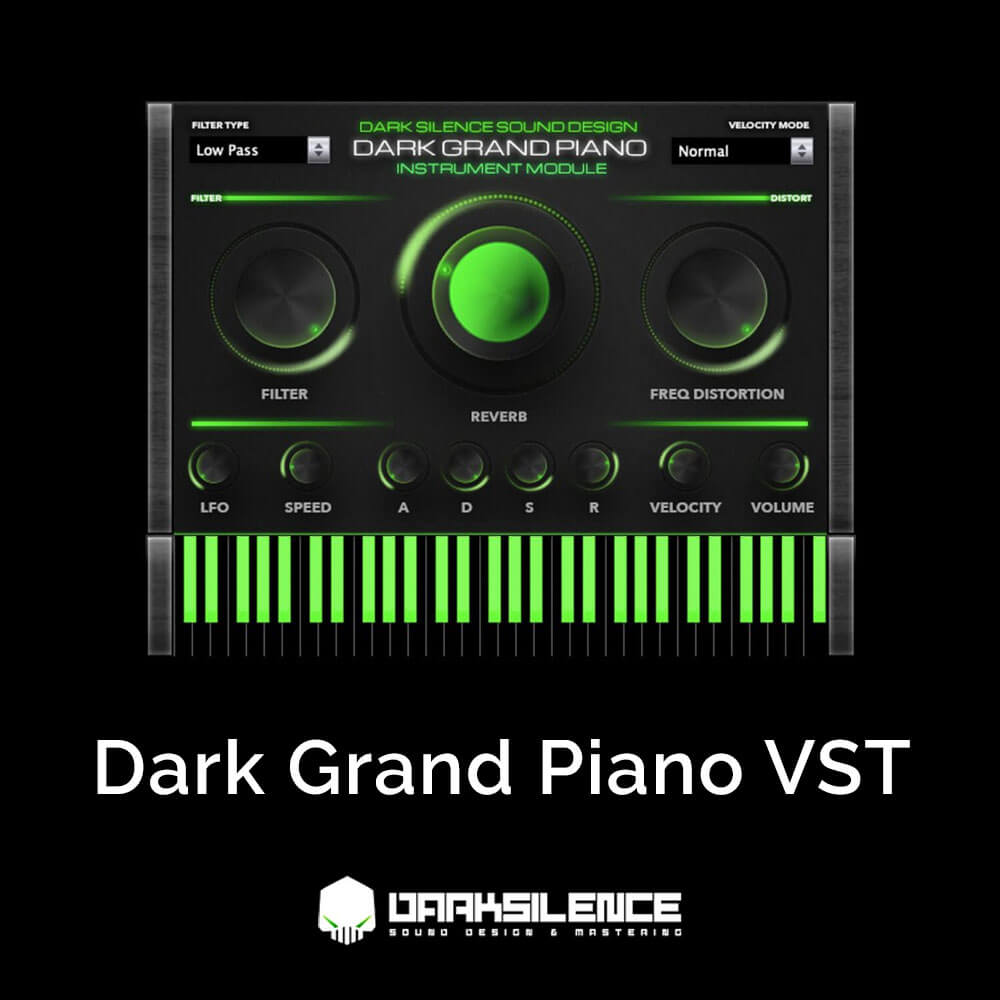 Dark Grand Piano VST