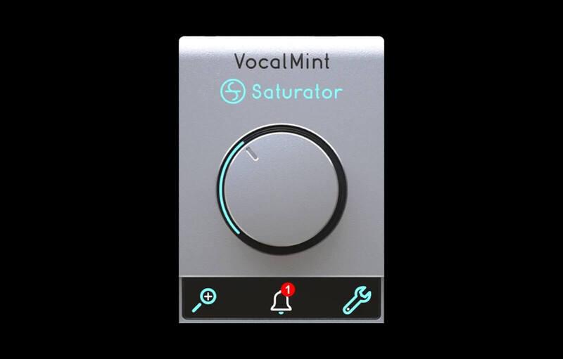 VocalMint Saturator
