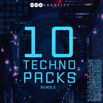 10 Techno Packs Bundle