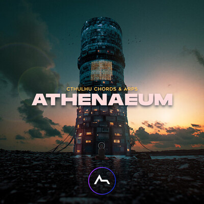 Athenaeum - Melodic Chords & Arps for Cthulhu