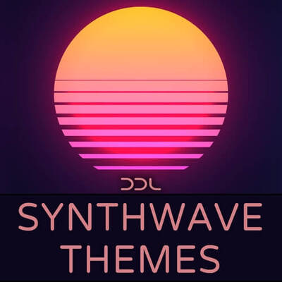 Synthwave Themes