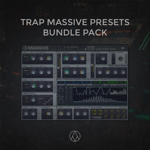 Trap Massive Presets Bundle Pack