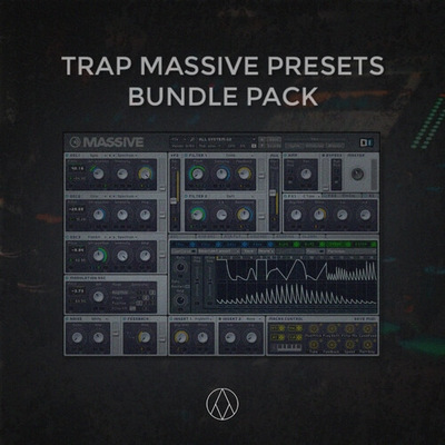 Trap Massive Presets Bundle Pack