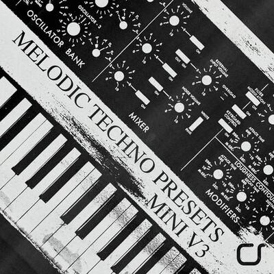 Melodic Techno Presets Mini V3