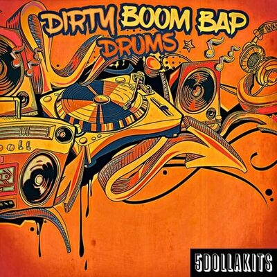 Dirty Boom Bap Drums